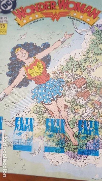 Cómics: WONDER WOMAN COLECCION COMPLETA 38 NUMEROS - Foto 9 - 220849713