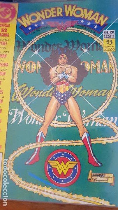 Cómics: WONDER WOMAN COLECCION COMPLETA 38 NUMEROS - Foto 12 - 220849713