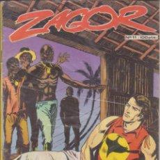 Cómics: COMIC ZAGOR Nº 11 ED.ZINCO 80 PGS.. Lote 220856963