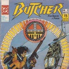 Cómics: COMIC BUTCHER Nº 2 ED.ZINCO. Lote 220862515