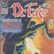 Cómics: COMIC DC DR. FATE Nº 9 ED.ZINCO (DEMATTEIS,MCMANUS,FERN,ALBRECHT). Lote 220864891