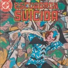 Cómics: COMIC DC ESCUADRÓN SUICIDA Nº 11 ED.ZINCO ( OSTRANDER, MCDONNELL, LEWIS ). Lote 220866801