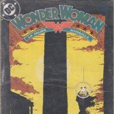 Cómics: COMIC DC WONDER WOMAN Nº 13 ED.ZINCO ( PRESAGIOS ). Lote 220867186
