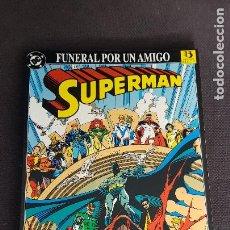 Cómics: FUNERAL POR UN AMIGO SUPERMANSUPERMAN. Lote 220933982