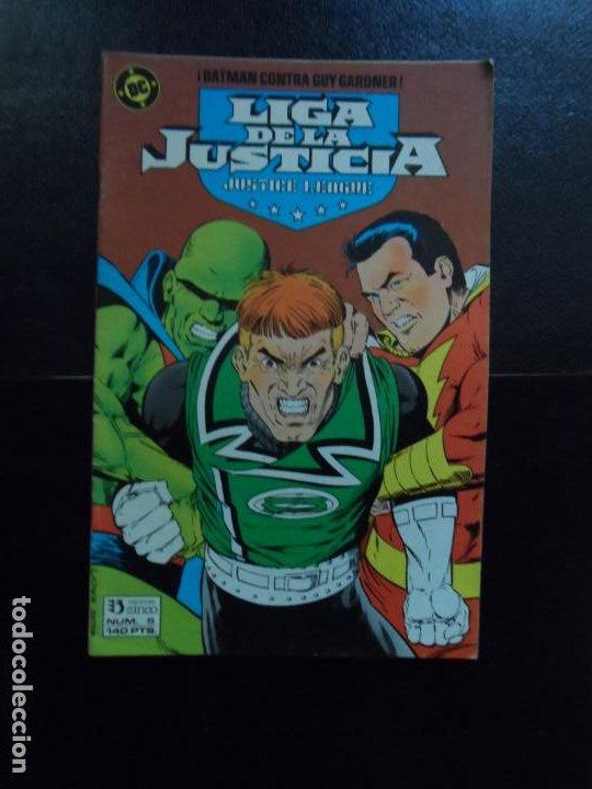 LIGA DE LA JUSTICIA Nº 5 EDITORIAL ZINCO (Tebeos y Comics - Zinco - Liga de la Justicia)