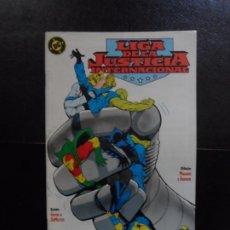 Cómics: LIGA DE LA JUSTICIA INTERNACIONAL Nº 9 EDICIONES ZINCO. Lote 220973585