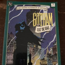 Cómics: BATMAN. GOTHAM, LUZ DE GAS. Lote 220975925