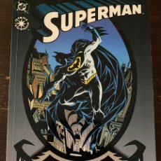 Cómics: SUPERMAN. BALAS ARDIENTES. Lote 220976880