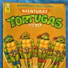 Comics: AVENTURAS DE LAS TORTUGAS NINJA - COMIC Nº3. Lote 221113652