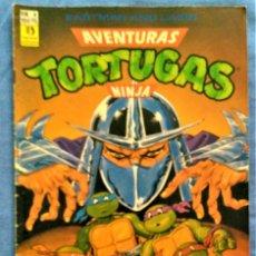 Comics: AVENTURAS DE LAS TORTUGAS NINJA - COMIC Nº4. Lote 221113857