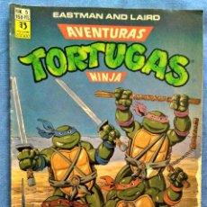 Comics: AVENTURAS DE LAS TORTUGAS NINJA - COMIC Nº5. Lote 221113940