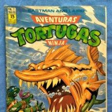 Cómics: AVENTURAS DE LAS TORTUGAS NINJA - COMIC Nº7. Lote 237207010