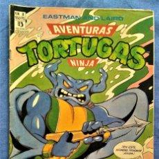 Cómics: AVENTURAS DE LAS TORTUGAS NINJA - COMIC Nº8. Lote 237207190