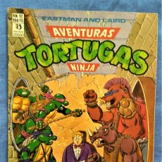 Cómics: AVENTURAS DE LAS TORTUGAS NINJA - COMIC Nº12. Lote 221114413