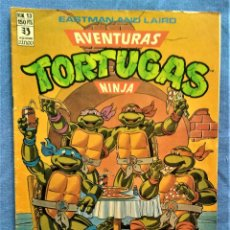 Cómics: AVENTURAS DE LAS TORTUGAS NINJA - COMIC Nº13. Lote 237207255