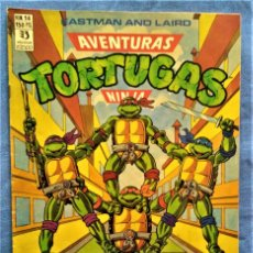 Fumetti: AVENTURAS DE LAS TORTUGAS NINJA - COMIC Nº14. Lote 221114558