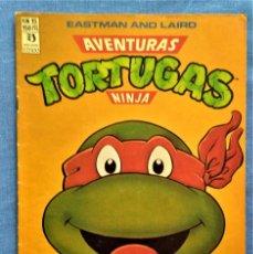 Fumetti: AVENTURAS DE LAS TORTUGAS NINJA - COMIC Nº15. Lote 221114626