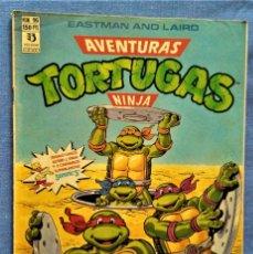 Fumetti: AVENTURAS DE LAS TORTUGAS NINJA - COMIC Nº16. Lote 221114742