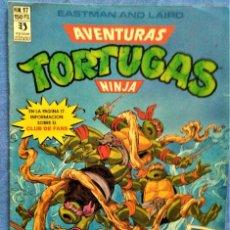 Fumetti: AVENTURAS DE LAS TORTUGAS NINJA - COMIC Nº17. Lote 221114833
