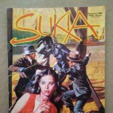 Cómics: SUKIA N°36 (ZINCO, 1981). CON EL EPISODIO MÓNICA Y EL NEGRO. CÓMIC PARA ADULTOS. 68 PÁGINAS EN B/N.. Lote 221121821