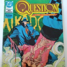 Cómics: COMIC QUESTION N 8. Lote 221123526