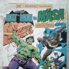 Comics : BATMAN VS. LA MASA - LEN WEIN, JOSE LUIS GARCÍA LÓPEZ, DICK GIORDANO (EDICIONES ZINCO). Lote 221148743