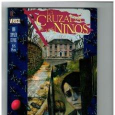 Cómics: LA CRUZADA DE LOS NIÑOS. OBRA COMPLETA 1 TOMO. NEIL GAIMAN. ED. ZINCO,1995. MUY BUENO.. Lote 221153283
