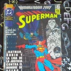 Comics : ZINCO - ARMAGEDDON 2001 - SUPERMAN NUM. 2 ( ESPECIAL 68 PAG.). Lote 221245100