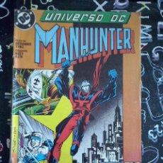Cómics: ZINCO - UNIVERSO DC - MANHUNTER NUM. 5. Lote 221245631