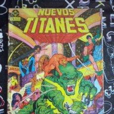 Comics : ZINCO - NUEVOS TITANES VOL.1 NUM. 5 ( PROCEDE DE RETAPADO ). Lote 221246438