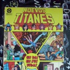 Comics : ZINCO - NUEVOS TITANES VOL.1 NUM. 8 ( PROCEDE DE RETAPADO ). Lote 221246572