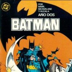 Comics: BATMAN AÑO DOS N° 6 - ZINCO. Lote 221326223