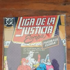 Cómics: LIGA DE LA JUSTICIA EUROPA Nº6. Lote 221496131