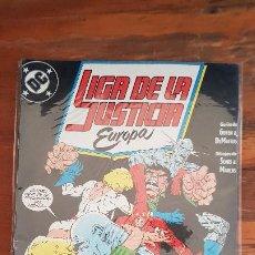 Cómics: LIGA DE LA JUSTICIA EUROPA Nº5. Lote 221496191