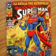 Cómics: SUPERMAN VOL. 3 - 4 Nº 13 DE 36 (ZINCO). Lote 221566838