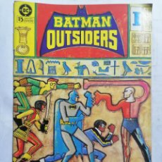Cómics: BATMAN Y LOS OUTSIDERS, Nº 12. Lote 221567477