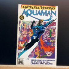 Cómics: AQUAMAN 1 ESPECIAL VERANO EDICIONES ZINCO. Lote 221609182