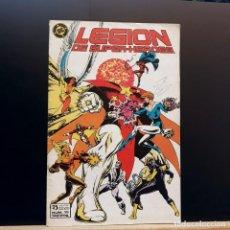 Cómics: LEGIÓN DE SUPER-HEROES Nº 10 EDICIONES ZINCO. Lote 221609426