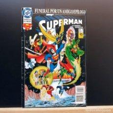 Cómics: SUPERMAN Nº 6 FUNERAL POR UN AMIGO EPÍLOGO EDICIONES ZINCO. Lote 221609867