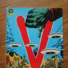 Cómics: V Nº 5 (LOS VISITANTES) ZINCO. Lote 221672306