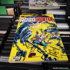 Cómics: ROBO HUNTER- RETAPADO-1- NÚMEROS 1 A 5-. Lote 221690646