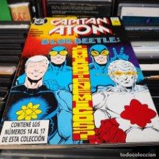 Cómics: CAPITAN ATOM TOMO 4 RETAPADO QUE CONTIENE DEL Nº 14 AL 17. Lote 221699963