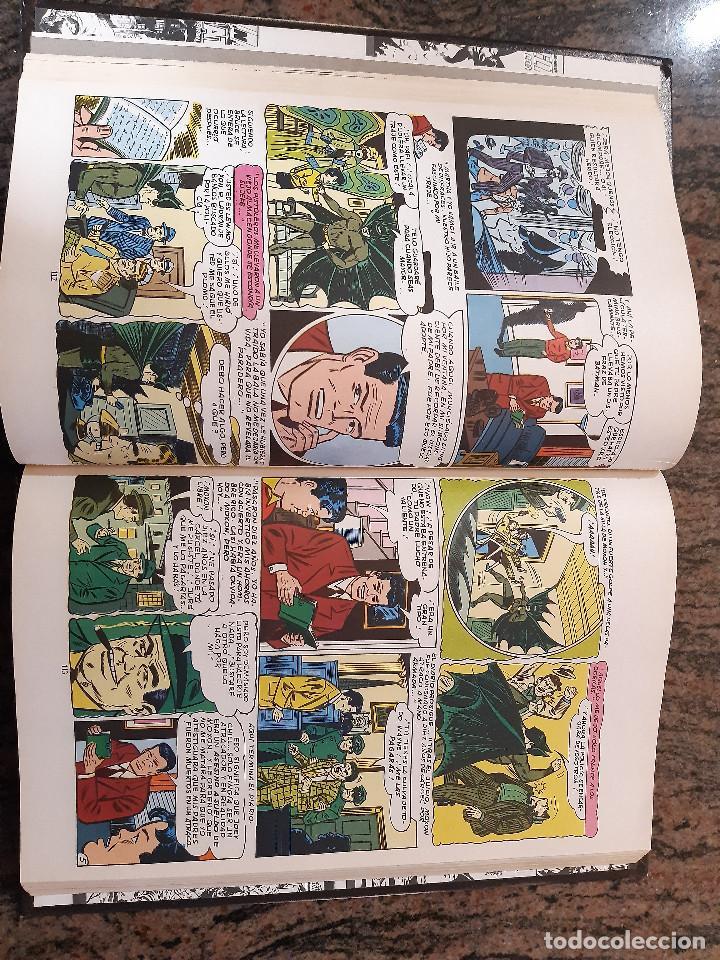 Cómics: LAS MEJORES HISTORIAS DE BATMAN JAMAS CONTADAS. EDICIONES ZINCO. 1988. TAPA DURA. - Foto 4 - 221701087