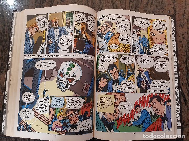 Cómics: LAS MEJORES HISTORIAS DE BATMAN JAMAS CONTADAS. EDICIONES ZINCO. 1988. TAPA DURA. - Foto 5 - 221701087