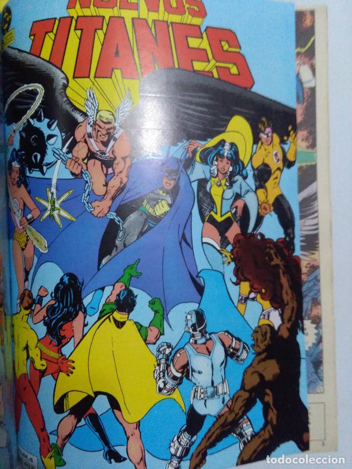 Cómics: COLECCION COMPLETA LOS NUEVOS TITANES VOLUMEN 1 DE 1984 50+1 ESP(FALTAN LOS NUMEROS 19-21-22-25) - Foto 7 - 221708342
