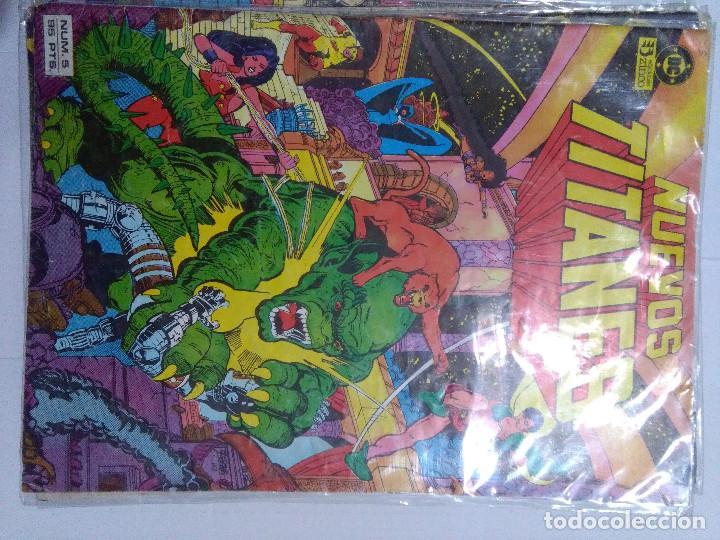 Cómics: COLECCION COMPLETA LOS NUEVOS TITANES VOLUMEN 1 DE 1984 50+1 ESP(FALTAN LOS NUMEROS 19-21-22-25) - Foto 8 - 221708342