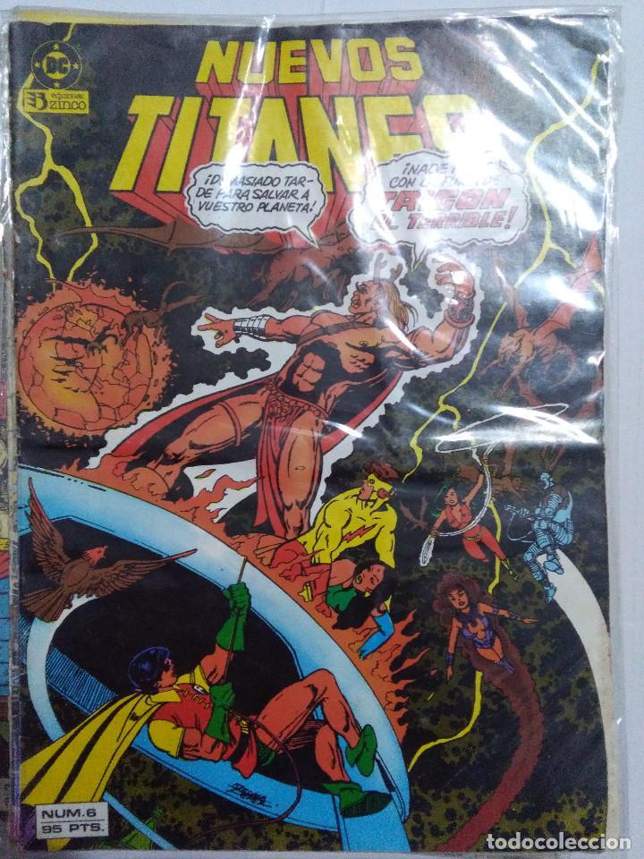 Cómics: COLECCION COMPLETA LOS NUEVOS TITANES VOLUMEN 1 DE 1984 50+1 ESP(FALTAN LOS NUMEROS 19-21-22-25) - Foto 9 - 221708342