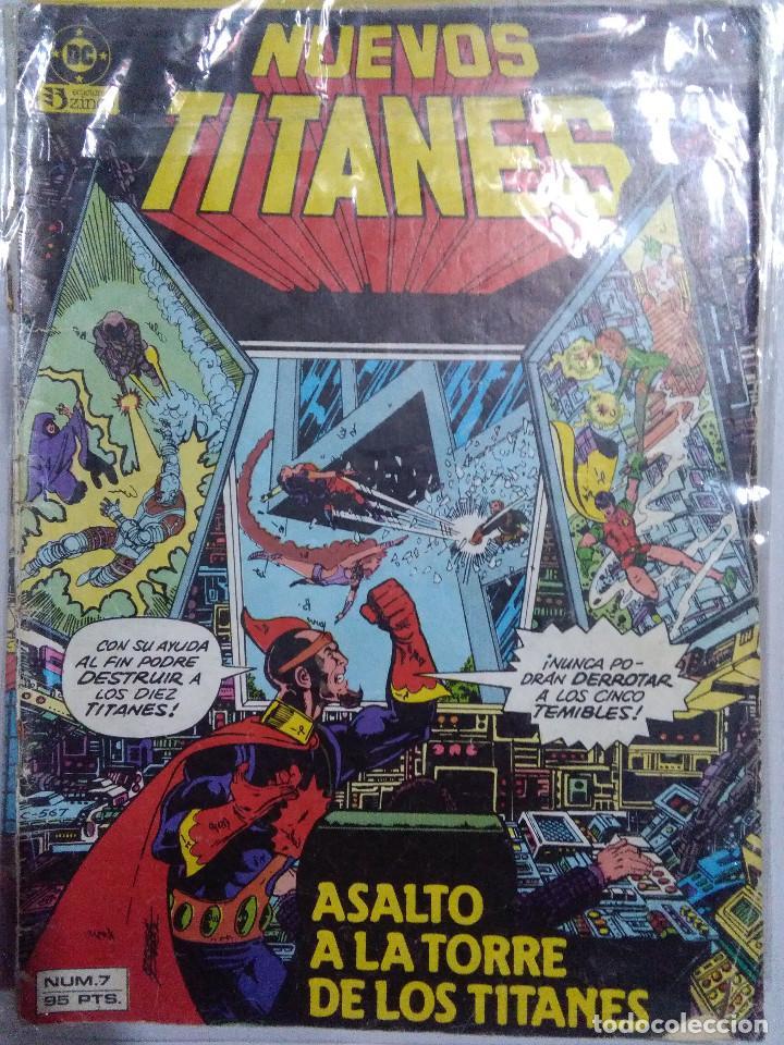 Cómics: COLECCION COMPLETA LOS NUEVOS TITANES VOLUMEN 1 DE 1984 50+1 ESP(FALTAN LOS NUMEROS 19-21-22-25) - Foto 10 - 221708342