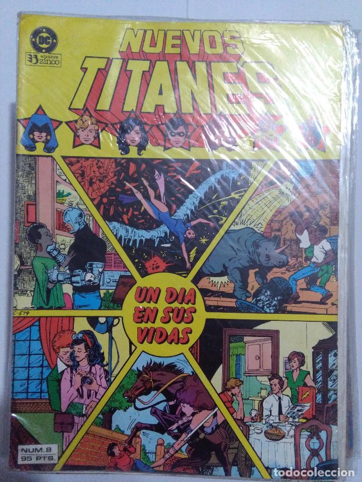 Cómics: COLECCION COMPLETA LOS NUEVOS TITANES VOLUMEN 1 DE 1984 50+1 ESP(FALTAN LOS NUMEROS 19-21-22-25) - Foto 11 - 221708342