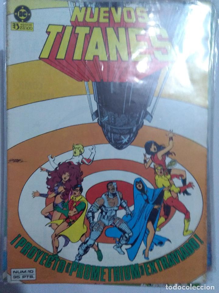 Cómics: COLECCION COMPLETA LOS NUEVOS TITANES VOLUMEN 1 DE 1984 50+1 ESP(FALTAN LOS NUMEROS 19-21-22-25) - Foto 13 - 221708342